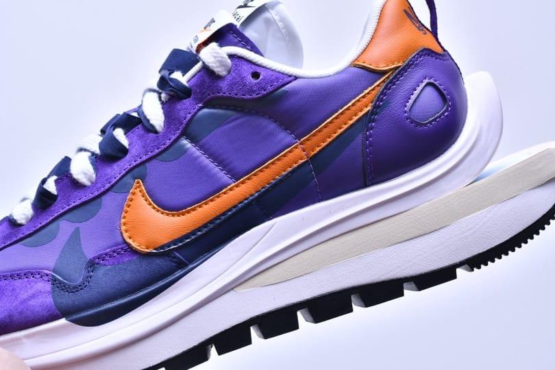 sacai x Nike VaporWaffle Dark Iris 10
