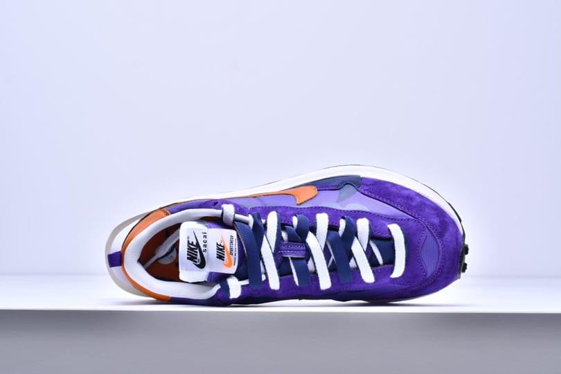 sacai x Nike VaporWaffle Dark Iris 2