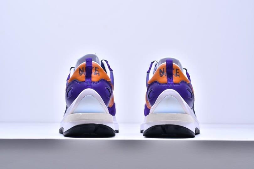 sacai x Nike VaporWaffle Dark Iris 4