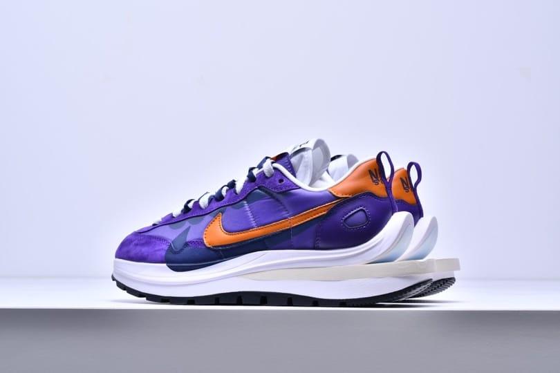sacai x Nike VaporWaffle Dark Iris 7