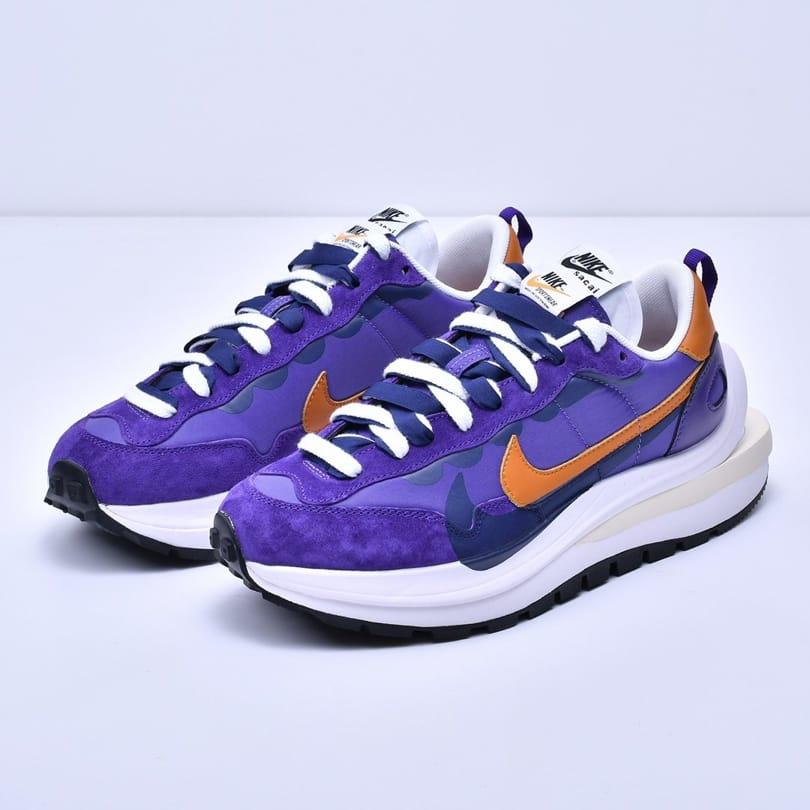 sacai x Nike VaporWaffle Dark Iris 8