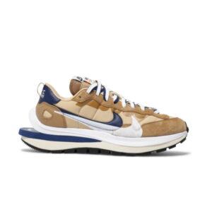 sacai x Nike VaporWaffle Sesame Blue Void