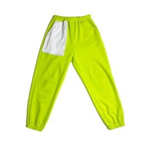 2020 Hip hop Style Sweatpants Monochromatic Volt 1