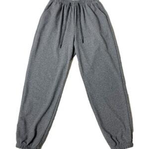 2021 Hip hop Style Sweatpants Grey 1