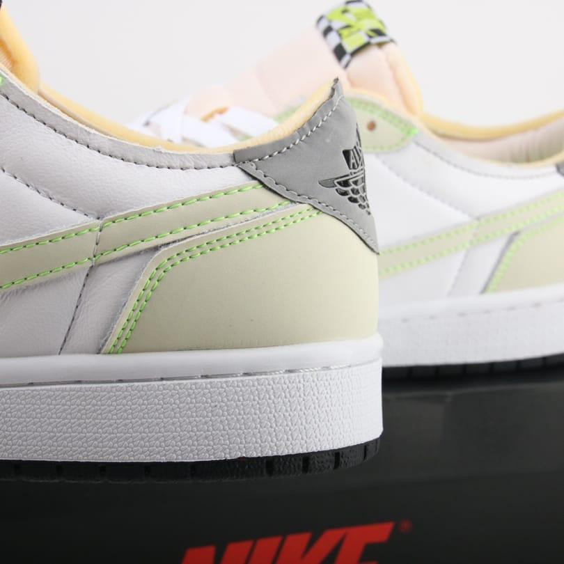 Air Jordan 1 Low OG Ghost Green 6