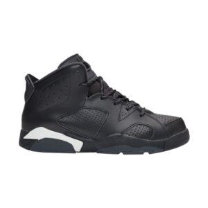 Air Jordan 6 Retro BP Black White