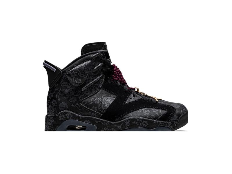 Air Jordan 6 Retro D Black