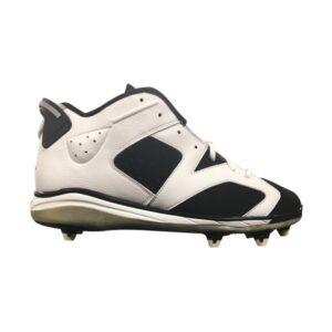 Air Jordan 6 Retro D Cleat White