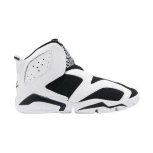 Air Jordan 6 Retro Little Flex PS White Black