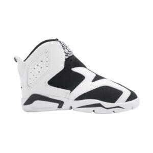 Air Jordan 6 Retro Little Flex TD White Black