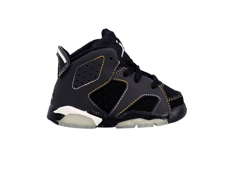 Air Jordan 6 Retro TD Lakers