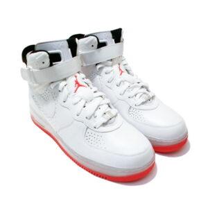 Air Jordan Fusion 6 White Infrared 1