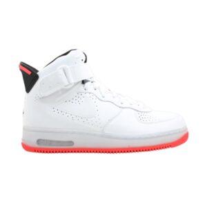 Air Jordan Fusion 6 White Infrared