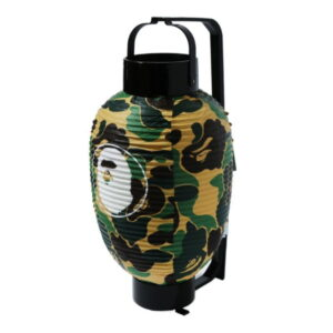 BAPE ABC Camo Japanese Lantern Green 2