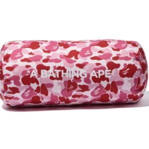 BAPE ABC Cushion Pink 1
