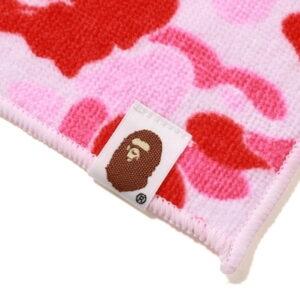 BAPE ABC Sport Towel Pink 2