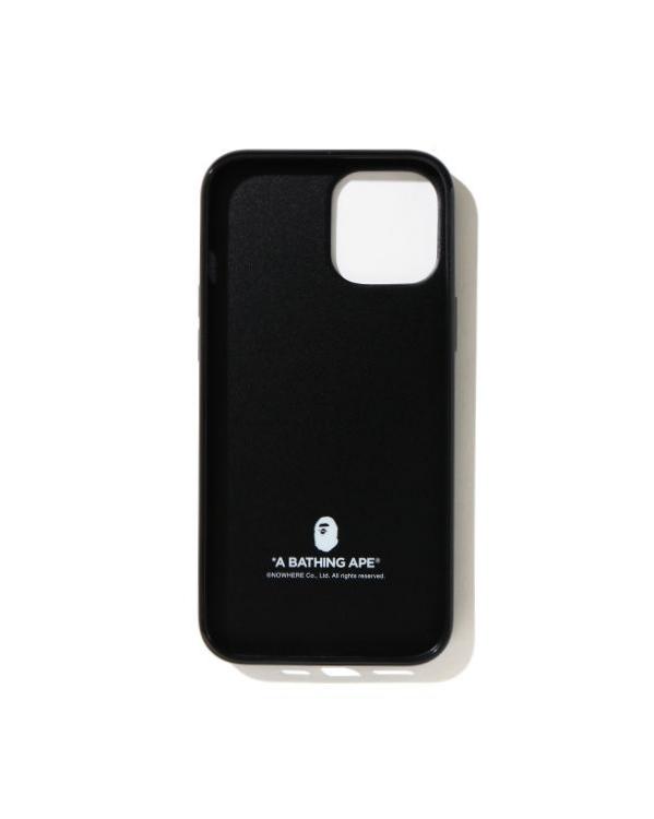 BAPE Multi Camo iPhone 12 12 Pro Case White 2