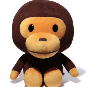BAPE Plush Doll Xl 80cm Milo Brown 1