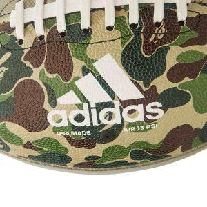 BAPE x adidas Football Green 2