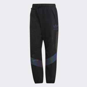BAPE x adidas Slopetrotter Pants Black 1