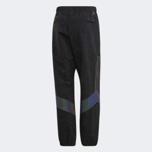 BAPE x adidas Slopetrotter Pants Black 2