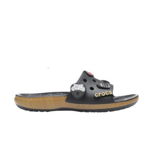 Crocs Classic Bootlegger Slide Combs Black