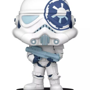 Funko Pop Star Wars Stormtrooper Artist Series Target Con Exclusive 10 IN Figure 391 2