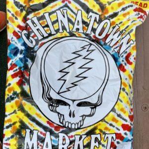 Grateful Dead x Chinatown Market x Crocs Clog Tie Dye 1