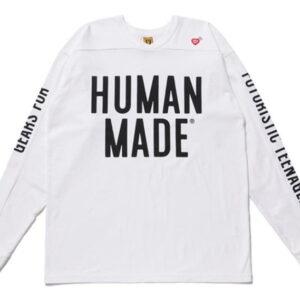 HUMAN MADE Futuristic Long Sleeve T Shirt Multicolor 2