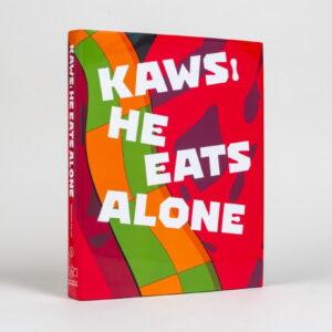KAWS He Eats Alone 1