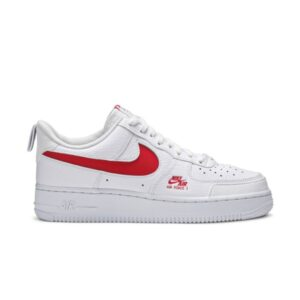 Nike Air Force 1 Low Utility White Red
