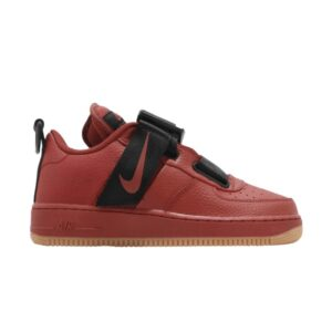 Nike Air Force 1 Utility GS Dune Red
