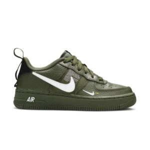 Nike Air Force 1 Utility GS Overbranding Green