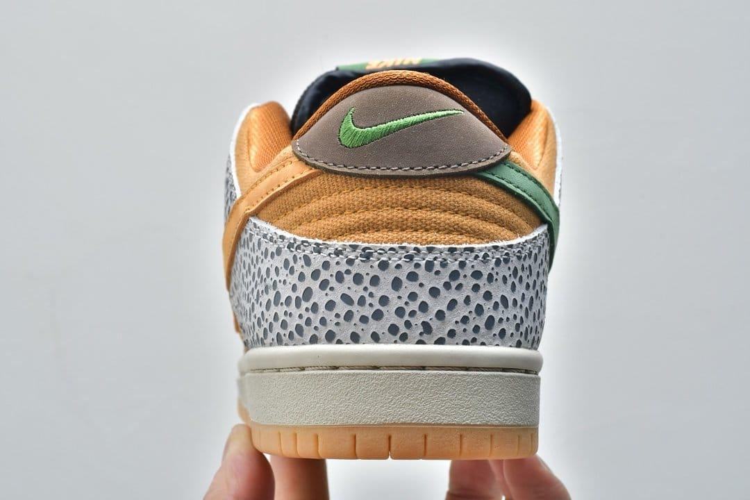 Nike Dunk Low Pro SB Safari 13