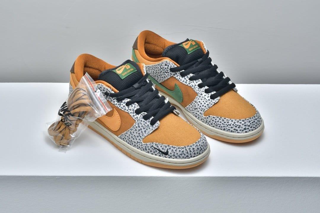 Nike Dunk Low Pro SB Safari 7