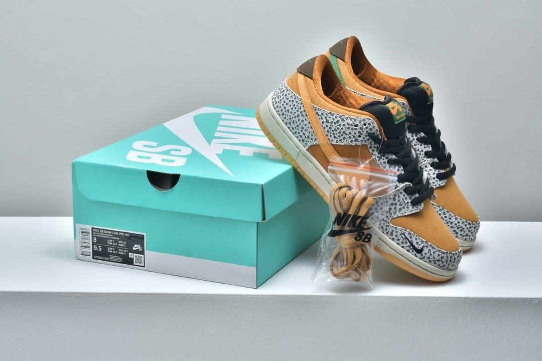 Nike Dunk Low Pro SB Safari 8
