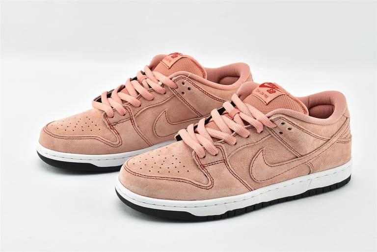 Nike Dunk Low SB Pink Pig 10