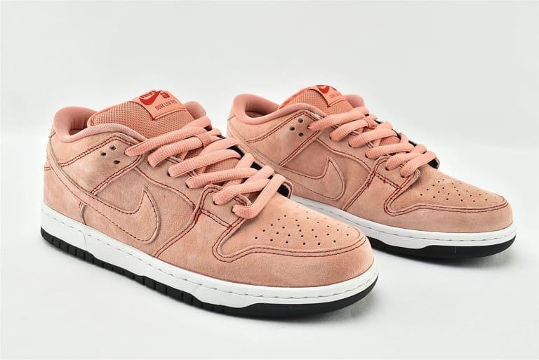 Nike Dunk Low SB Pink Pig 2