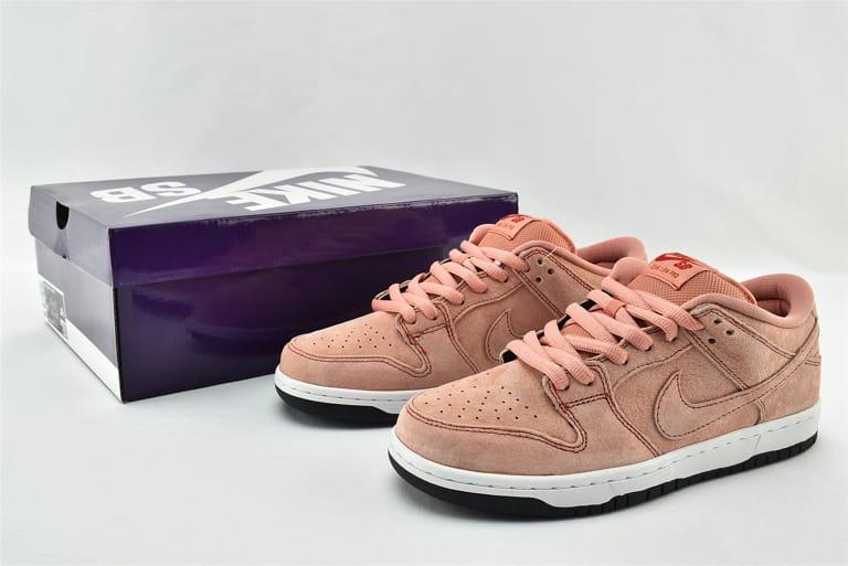 Nike Dunk Low SB Pink Pig 9