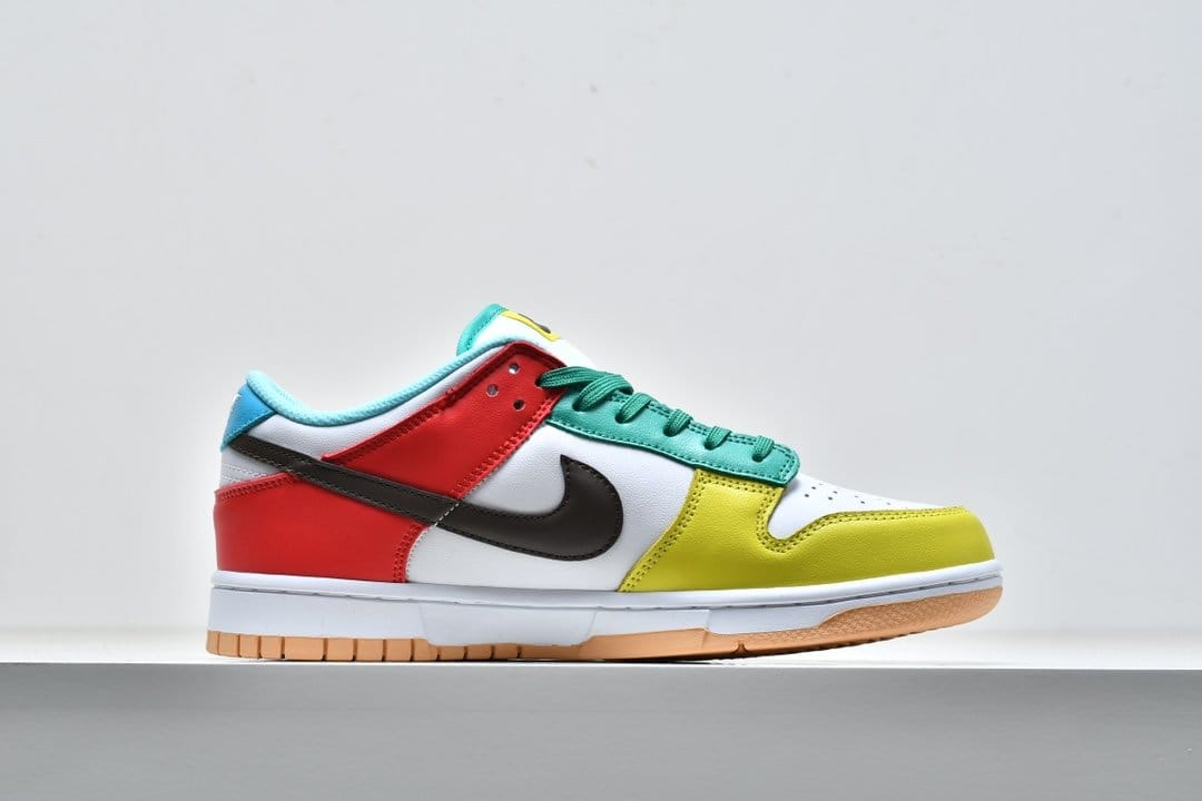 Nike Dunk Low SE Free.99 White 3