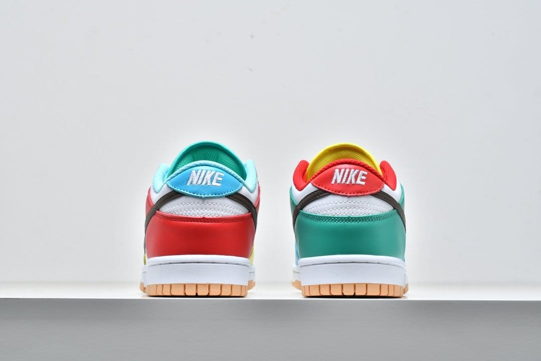 Nike Dunk Low SE Free.99 White 4