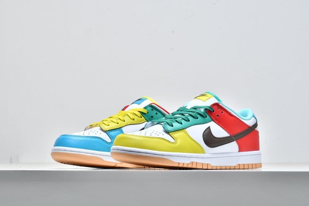Nike Dunk Low SE Free.99 White 5