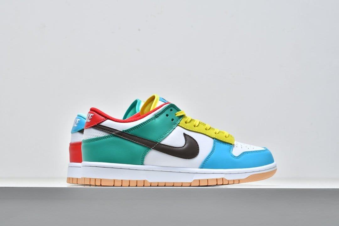 Nike Dunk Low SE Free.99 White 7