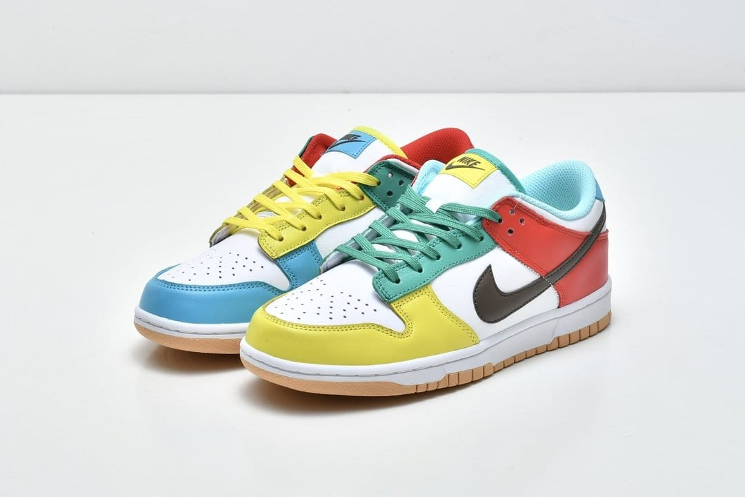 Nike Dunk Low SE Free.99 White 8