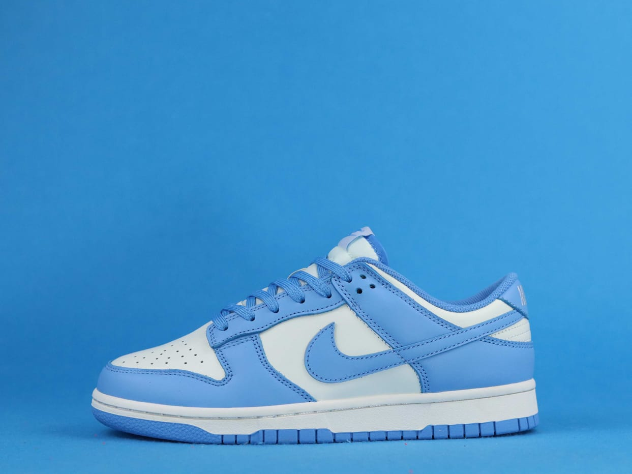 Nike Dunk Low University Blue 1