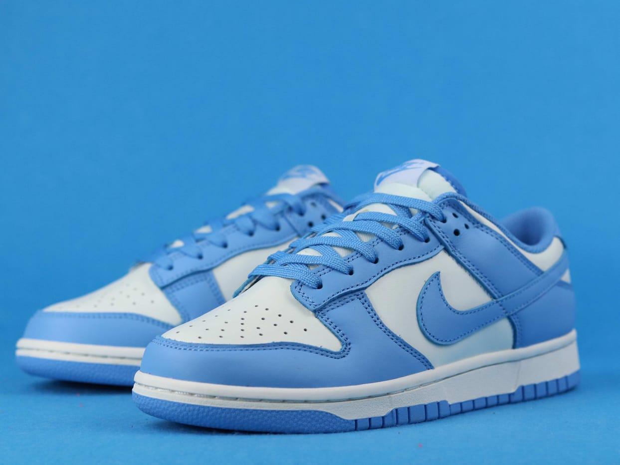 Nike Dunk Low University Blue 5