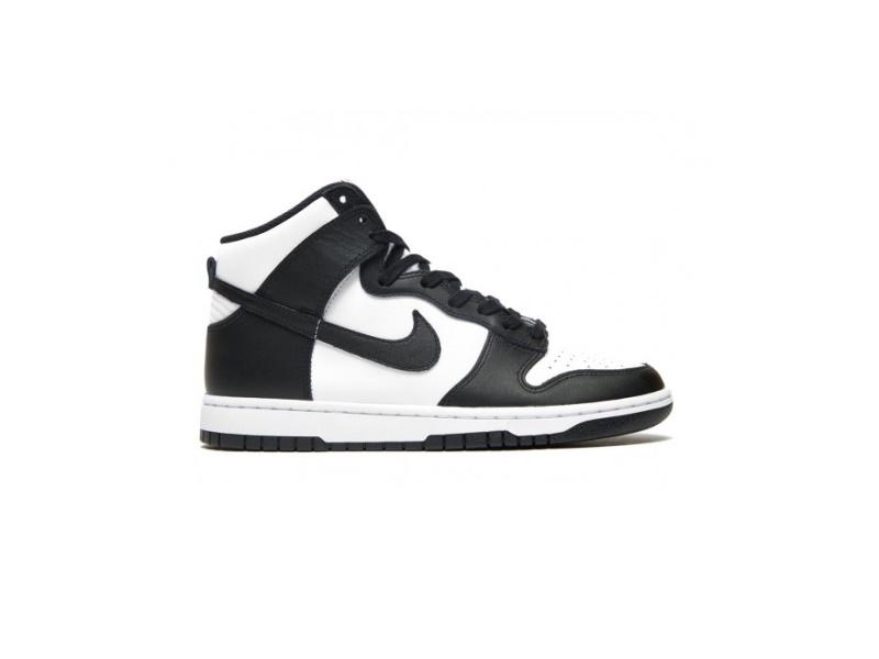 Nike Wmns Dunk High Black White