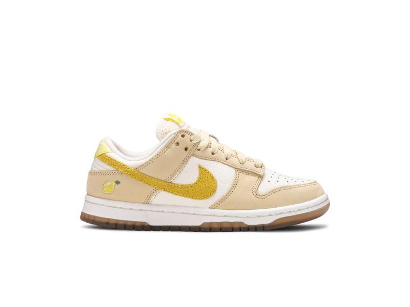 Nike Wmns Dunk Low Lemon Drop