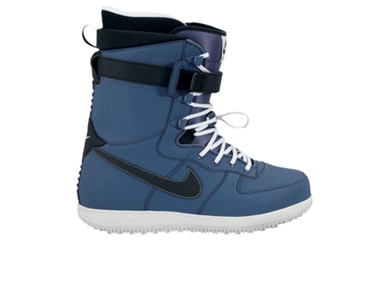 Nike Zoom Force 1 Snowboard Utility Blue