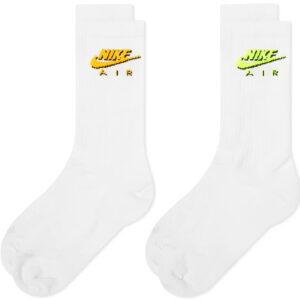 Nike x Kim Jones Crew Socks White 2